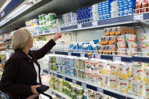 Kainų tyrimas: rekordiškai brango pieno produktai