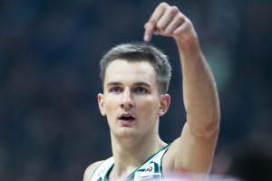 Krepšininkas V. Kariniauskas lieka Rumunijoje dar vienam sezonui