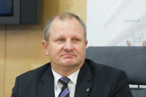 K. Komskis ir V. Vasiliauskas lieka išteisinti dėl piketo prie prokuroro namų