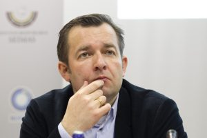 R. Vilpišauskas: prezidentės pranešime trūko savikritikos