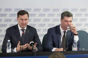 A. Zuoko vadovaujama Lietuvos laisvės sąjunga ketina persivadinti į Liberalų sąjungą