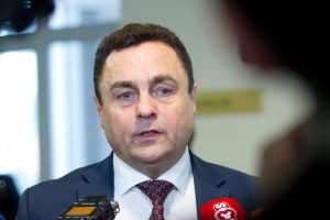 P. Gražulis poligrafu siūlo tikrinti kandidatus į Seimo narius