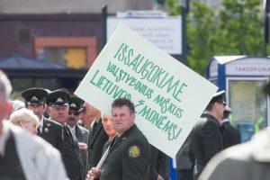 Reforma nepatenkinti miškininkai rengia streiką