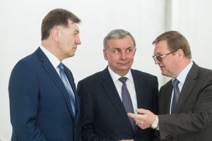 A. Butkevičius apie S. Dailydkos norą trauktis: tai jo asmeninis sprendimas