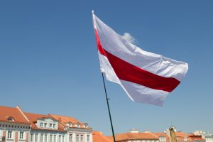 Baltarusiai savo valstybingumo 100-metį mini Vilniuje