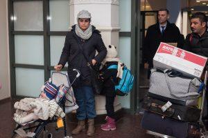 Ekspertai siūlo lengvinti pabėgėlių įsidarbinimą Lietuvoje