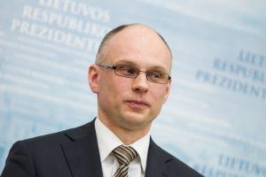 Ministras: prašymai dėl pabėgėlio statuso nagrinėjami pakankamai greitai