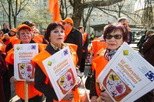 """""""Solidarumas"""": numatomas kainų šuolis kelia didelį nerimą"""
