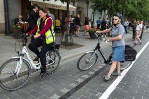 Ar Vilnius iš tiesų tampa dviratininkų miestu?
