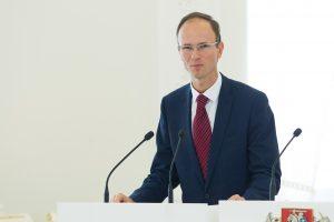 Teisėjų tarybos pirmininku išrinktas R. Norkus