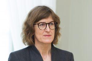 D. Vilytė: viena perkančioji organizacija medicinoje reikštų didelę reformą