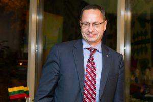 Ž. Pavilionis: G. Palucko žodžiai apie Astravą atspindi Vyriausybės poziciją