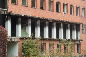 L. Graužinienė: buvęs Kelių policijos pastatas nėra paveldo objektas