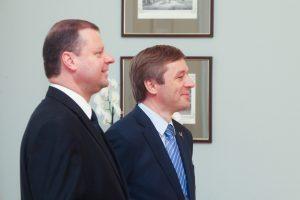 """Prezidentūra: sudarant koaliciją """"valstiečiams"""" reikės eiti į kompromisus"""