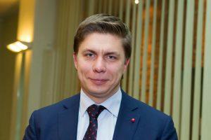 Socialdemokratas M. Sinkevičius: nebūsiu politinis Mozė