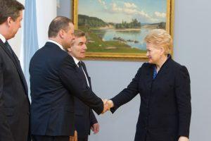 S. Skvernelis kol kas nemato pagrindo Seimo komisijai dėl prezidentės laiškų