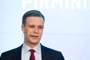 G. Landsbergis: norime stiprinti partijos skyrius ir atrasti naujus lyderius