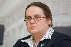 A. Širinskienės komitete įstrigo trijų LAT teisėjų kandidatūros