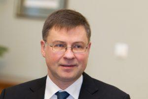 Eurokomisaras: Lietuvai reikia gerinti mokesčių surinkimą