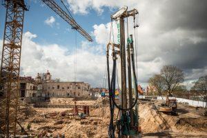 Projektas dėl daugiabučių statybos prie Misionierių vienuolyno – vėl teisme