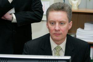 Prezidentė paskyrė V. Sarapiną ambasadoriumi Suomijoje