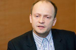 Ekonomistas N. Mačiulis tapo Europos veteranų šuolių į vandenį vicečempionu