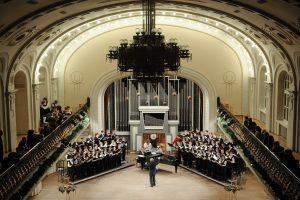Kitąmet bus tvarkoma Lietuvos nacionalinė filharmonija