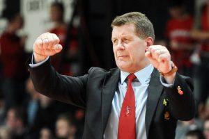 Įspūdingiausias sąrašo šuolis – krepšinio trenerio A. Sireikos