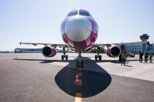 Lėktuvų triukšmo Vilniuje bus mažiau
