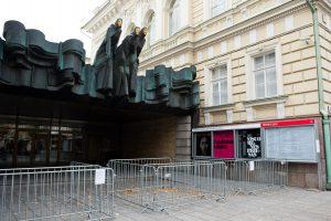 Nacionalinio dramos teatro atnaujinimas kainuos 15 mln. eurų