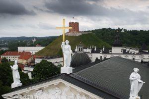 Lietuvos įvaizdžiu užsienyje rūpinsis Vyriausybės kanceliarija
