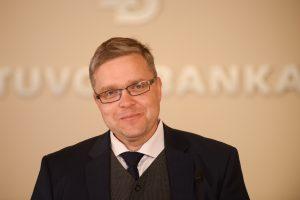 V. Vasiliauskas apie siūlomą mokesčių reformą: kryptis – tinkama