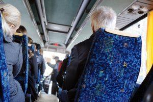 Tiriamas galimas konkurencijos ribojimas keleivių vežimo rinkoje