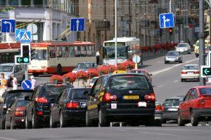 Pavojingiausios gatvės Vilniuje – Kalvarijų, Žirmūnų ir Savanorių prospektas