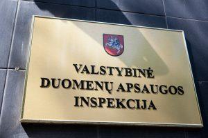 Valstybinei duomenų apsaugos inspekcijai vadovaus R. Andrijauskas
