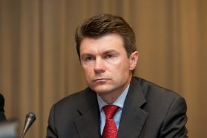 R. Švedas: nepriėmus sprendimų dėl Astravo AE, laukia įtempti metai
