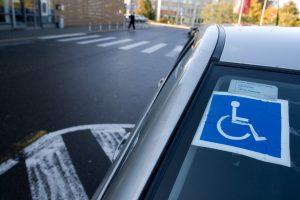 Apsimetėliams neįgaliesiems – baudos
