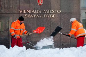 LLRI tyrimas: efektyviausiai veikia Vilniaus savivaldybė