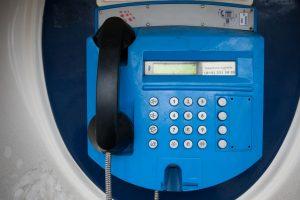 Ar Lietuvoje dar reikalingi taksofonai?