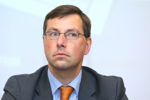 """G. Steponavičius teigia """"neužfiksavęs"""" savo statuso korupcijos tyrime"""