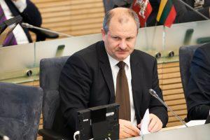 Buvęs K. Komskio patarėjas nuteistas už prekybą poveikiu