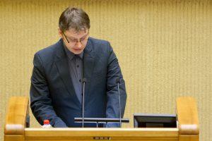 Tėvo Sausio 13-ąją netekęs R. Povilaitis: ši byla buvo numesta į paraštes