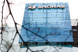 """""""Snoras"""" parduoda """"Air Baltic"""" paskolą"""
