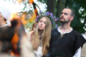 Norima valstybės pripažinimo Lietuvos pagonims