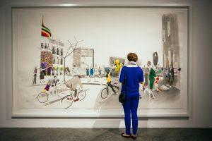 Vilniuje prasideda šiuolaikinio meno mugė