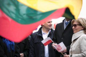 Bando išjudinti Vilniaus rajoną: reiškia nepasitenkinimą LLRA politika