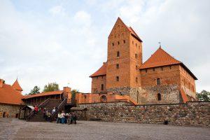 Trakų salos pilyje – senųjų amatų šventė
