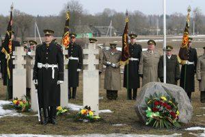 Nori, kad partizanų deklaracijos metinės būtų minimos Vilniuje