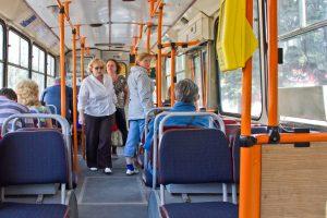 Nuo liepos 1-osios – pigesni viešojo transporto bilietai