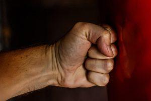 Utenoje smurtauta prieš socialinę darbuotoją